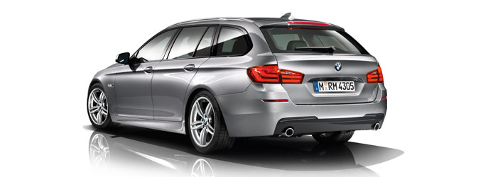BMW 5 Serie F11 Touring M-Pakket