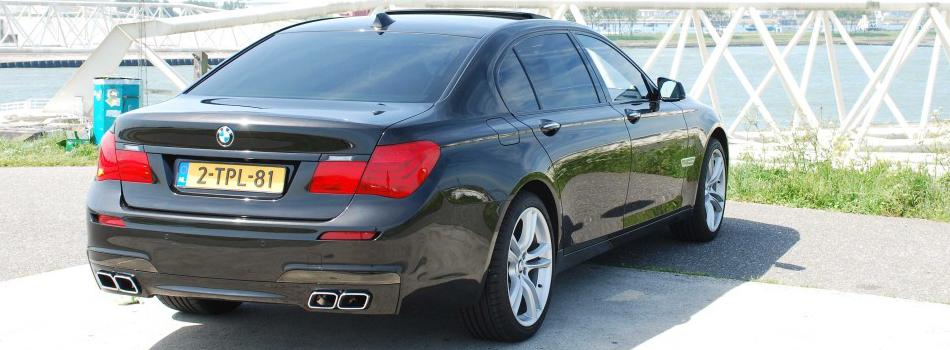 BMW 7-serie (F02)