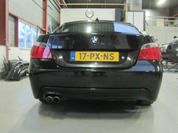 BMW 5-serie E60 M-Pakket achterbumper