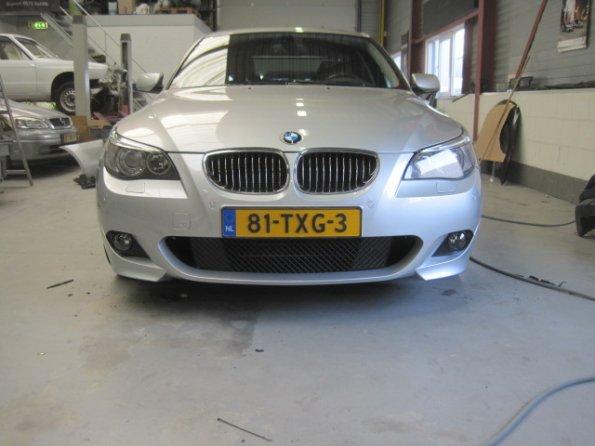 BMW 5-serie E60 M-Pakket voorbumper