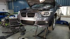 BMW 1-serie F20 Mpakket