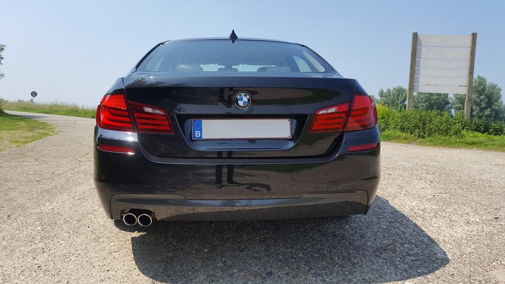 BMW F10 M-Achterbumper