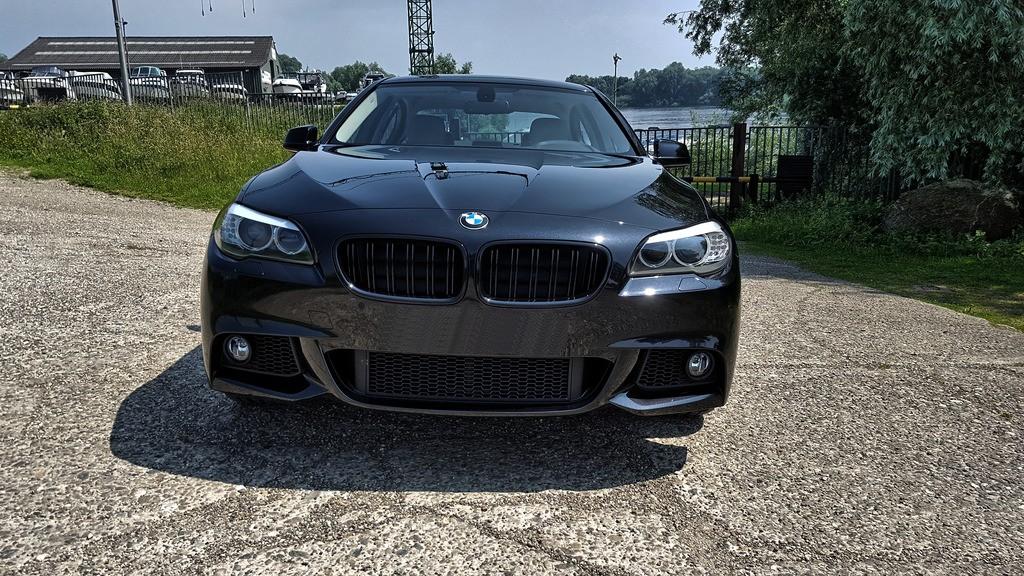 BMW F10 M-Voorbumper