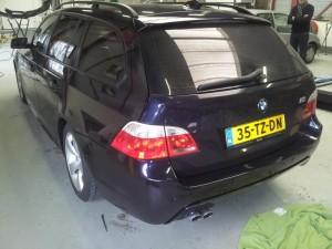 BMW 5-serie E61 M-Pakket achterbumper