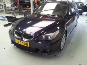 BMW 5-serie E61 M-Pakket voorbumper