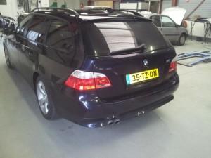 BMW 5-serie E61 standaard achterbumper