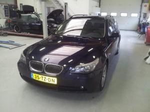 BMW E61 standaard voorbumper