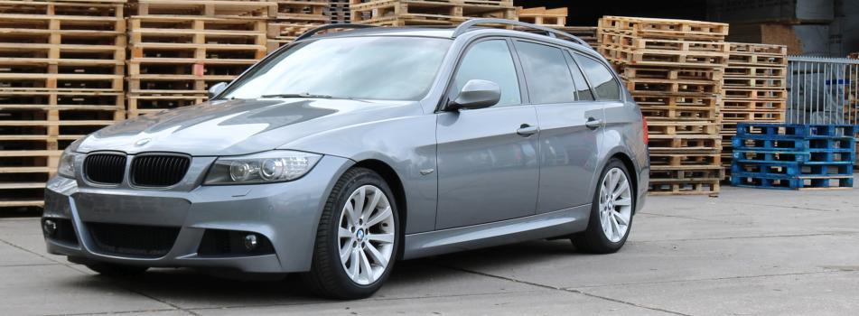 BMW E91 LCI