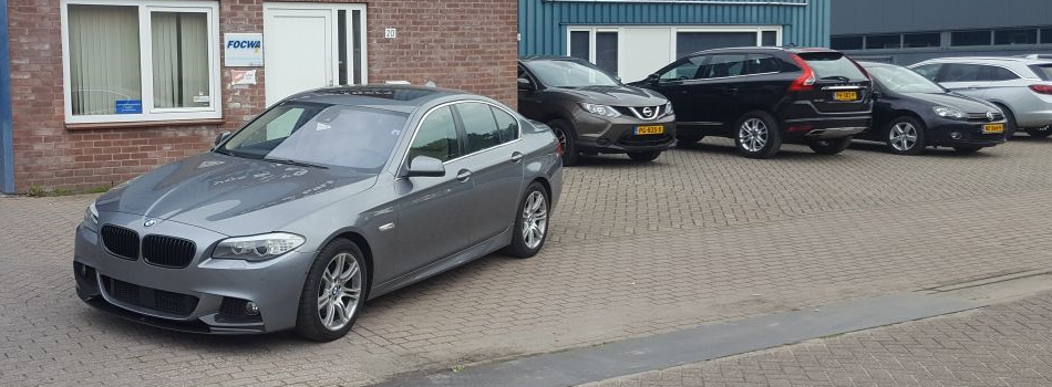 BMW F10 M-Pakket