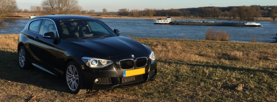 BMW 1-serie F21 M-Pakket